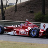 APRIL 6: Scott Dixon during qualifying for the Honda Grand Prix of Alabama at Barber Motorsports Park.