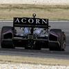 APRIL 7: James Jakes during the Honda Grand Prix of Alabama race at Barber Motorsports Park.
