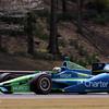 APRIL 6: Oriol Servia during qualifying for the Honda Grand Prix of Alabama at Barber Motorsports Park.