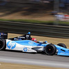 APRIL 7: Simon Pagenaud during the Honda Grand Prix of Alabama race at Barber Motorsports Park.