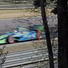 APRIL 7: Oriol Servia during the Honda Grand Prix of Alabama race at Barber Motorsports Park.