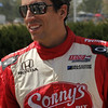 APRIL 7: Justin Wilson before the Honda Grand Prix of Alabama race at Barber Motorsports Park.