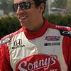 APRIL 7: Justin Wilson before the Honda Grand Prix of Alabama race at Barber Motorsports Park.