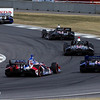 APRIL 7: Track action during the Honda Grand Prix of Alabama race at Barber Motorsports Park.
