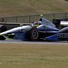 APRIL 6: Josef Newgarden during qualifying for the Honda Grand Prix of Alabama at Barber Motorsports Park.