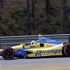 APRIL 6: Ana Beatriz during qualifying for the Honda Grand Prix of Alabama at Barber Motorsports Park.