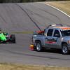 APRIL 7: James Hinchcliffe during the Honda Grand Prix of Alabama race at Barber Motorsports Park.