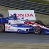 APRIL 7: Track action during the Honda Grand Prix of Alabama race at Barber Motorsports Park.