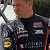APRIL 7: James Jakes before the Honda Grand Prix of Alabama race at Barber Motorsports Park.