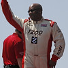 APRIL 7: Bo Jackson before the Honda Grand Prix of Alabama race at Barber Motorsports Park.