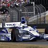 APRIL 7: Sebastian Saavedra during the Honda Grand Prix of Alabama race at Barber Motorsports Park.