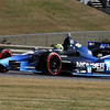 APRIL 7: Tony Kanaan during the Honda Grand Prix of Alabama race at Barber Motorsports Park.
