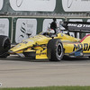 June 2: Graham Rahal during the Chevrolet Detroit Belle Isle Grand Prix.
