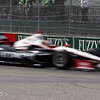 June 2: Helio Castroneves during the Chevrolet Detroit Belle Isle Grand Prix.
