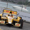 June 2: Ryan Hunter-Reay during the Chevrolet Detroit Belle Isle Grand Prix.