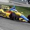 June 1: Justin Wilson during the Chevrolet Detroit Belle Isle Grand Prix.