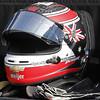 June 1: Will Power's helmet during the Chevrolet Detroit Belle Isle Grand Prix.