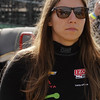 June 1: Simona de Silvestro during the Chevrolet Detroit Belle Isle Grand Prix.