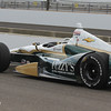 May 11: Ed Carpenter during practice for the 97th Indianapolis 500 at the Indianapolis Motor Speedway