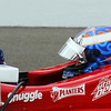 May 11: Scott Dixon during practice for the 97th Indianapolis 500 at the Indianapolis Motor Speedway