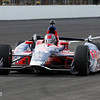 May 15: Marco Andretti during practice for the 97th Indianapolis 500 at the Indianapolis Motor Speedway