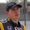 May 15: Graham Rahal during practice for the 97th Indianapolis 500 at the Indianapolis Motor Speedway