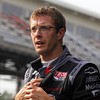 May 15: Sebastien Bourdais during practice for the 97th Indianapolis 500 at the Indianapolis Motor Speedway