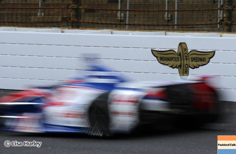 May 11: Takuma Sato during practice for the 97th Indianapolis 500 at the Indianapolis Motor Speedway