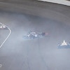 May 26: JR Hildebrand crash during the 97th running of the Indianapolis 500 Mile Race.