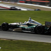 August 4: Ed Carpenter during the race at The Honda Indy 200 at Mid-Ohio.