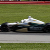 August 3: Ed Carpenter during qualifying at The Honda Indy 200 at Mid-Ohio.