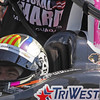 August 3: Oriol Servia during qualifying at The Honda Indy 200 at Mid-Ohio.