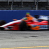 June 15: E.J. Viso during the Izod IndyCar race at the Milwaukee Mile.