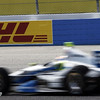 June 15: Josef Newgarden during the Izod IndyCar race at the Milwaukee Mile.