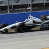 June 15: Ed Carpenter during the Izod IndyCar race at the Milwaukee Mile.