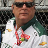 MARCH 24: Fuzzy Zoeller during the IndyCar race at the Honda Grand Prix of St. Petersburg