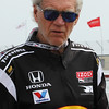 MARCH 24: David Letterman prerace at  the IndyCar race at the Honda Grand Prix of St. Petersburg