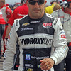 MARCH 24: Tony Kanaan prerace at  the IndyCar race at the Honda Grand Prix of St. Petersburg