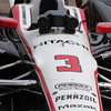 MARCH 24: Helio Castroneves's car prerace at  the IndyCar race at the Honda Grand Prix of St. Petersburg