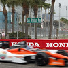 MARCH 23: Tristan Vautier at IndyCar qualifying at the Honda Grand Prix of St. Petersburg