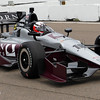 MARCH 22: James Jakes at IndyCar practice at the Honda Grand Prix of St. Petersburg.