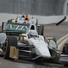 MARCH 24: Ed Carpenter during the IndyCar race at the Honda Grand Prix of St. Petersburg