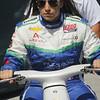 July 14: Simona de Silvestro during the Indy Honda Toronto race.