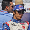 July 14: Takuma Sato during the Indy Honda Toronto race.