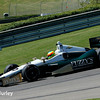 April 26: Mike Conway during qualifying for the Honda Indy Grand Prix of Alabama
