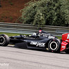 April 27: Oriol Servia during the Honda Indy Grand Prix of Alabama