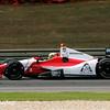 April 27: Carlos Huertas during the Honda Indy Grand Prix of Alabama