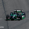 April 26: Sebastien Bordais during qualifying for the Honda Indy Grand Prix of Alabama