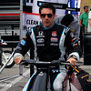 April 27: Simon Pagenaud during the Honda Indy Grand Prix of Alabama
