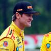 April 27: Ryan Hunter-Reay during the Honda Indy Grand Prix of Alabama